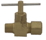 Compression Straightaway Needle Valve with External Pipe Thread